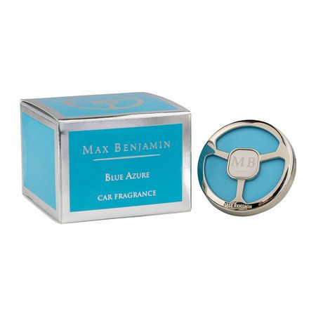 Max Benjamin - Car Fragrance - Blue Azure