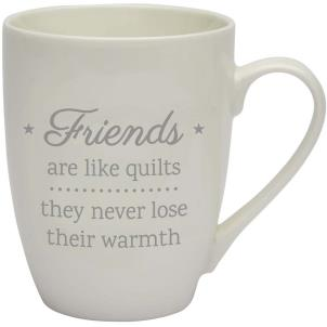 Transomnia - Friend are like quilts mug